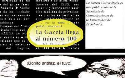 La Gazeta de la UES #100
