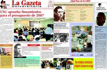 La Gazeta de la UES #101
