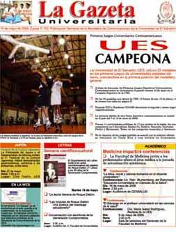 La Gazeta de la UES #102