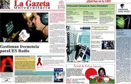 La Gazeta de la UES #103