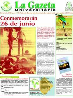 La Gazeta de la UES #105