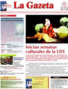 La Gazeta de la UES #107