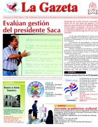 La Gazeta de la UES #106