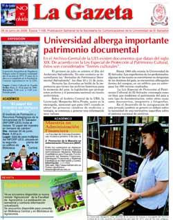 La Gazeta de la UES #108