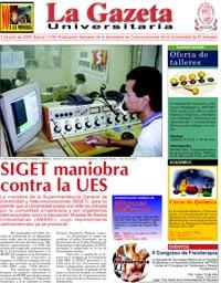 La Gazeta de la UES #109
