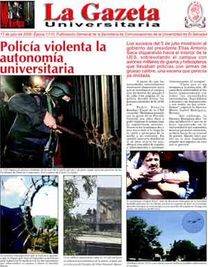 La Gazeta de la UES #110