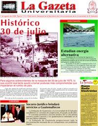 La Gazeta de la UES #112