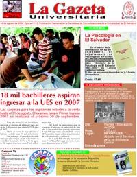 La Gazeta de la UES #113
