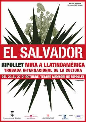 Ripollet mira a El Salvador