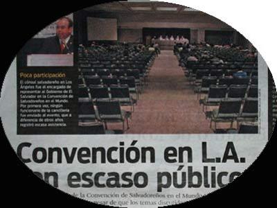 la V convención